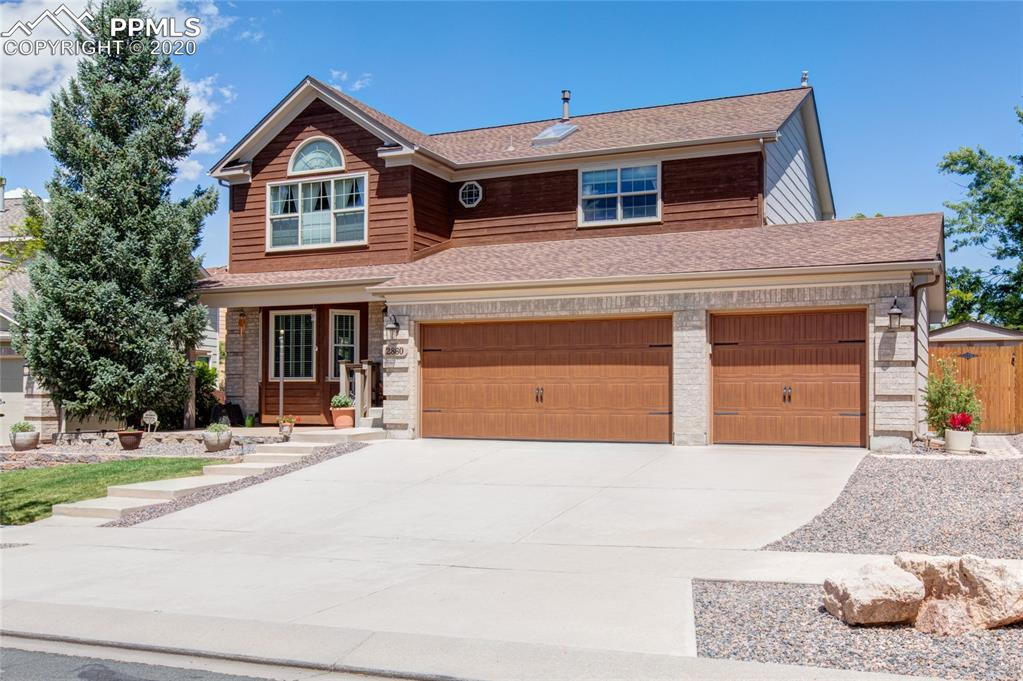 Photo for 2860 Helmsdale Drive, Colorado Springs, CO 80920 (MLS # 9227606)