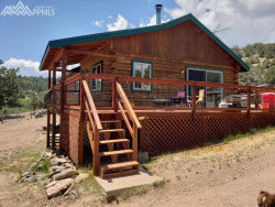 Photo of 4737 High Park Road, Florissant, CO 80816 (MLS # 9266906)