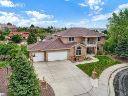 Photo of 1860 Squire Ridge Court, Colorado Springs, CO 80919 (MLS # 9276576)