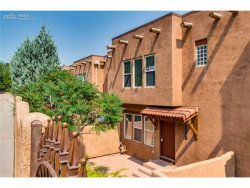 Photo of 324 Santa Fe Place, B, Manitou Springs, CO 80829 (MLS # 9307306)