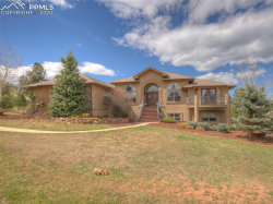 Photo of 1200 Woodland Valley Ranch Drive, Woodland Park, CO 80863 (MLS # 9346066)