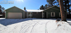 Photo of 587 Sunnywood Lane, Woodland Park, CO 80863 (MLS # 9368471)