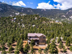 Photo of 376 Summit Ridge Road, Manitou Springs, CO 80829 (MLS # 9371091)