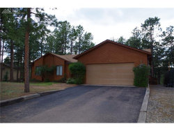Photo of 1400 Chippewa Trail, Woodland Park, CO 80863 (MLS # 9378870)