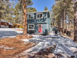 Photo of 1112 W Browning Avenue, Woodland Park, CO 80863 (MLS # 9382345)