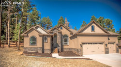 Photo of 1210 Cottontail Trail, Woodland Park, CO 80863 (MLS # 9420535)