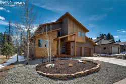 Photo of 1125 Ptarmigan Drive, Woodland Park, CO 80863 (MLS # 9429381)