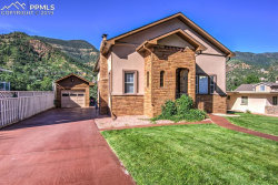 Photo of 28 Washington Avenue, Manitou Springs, CO 80829 (MLS # 9433944)
