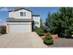 Photo of 6730 Battle Mountain Road, Colorado Springs, CO 80922 (MLS # 9456790)