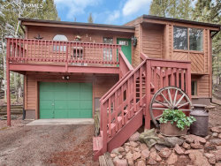 Photo of 111 Red Rock Court, Woodland Park, CO 80863 (MLS # 9482935)
