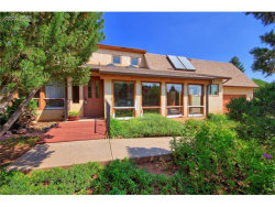 Photo of 120 Via Vallecito, Manitou Springs, CO 80829 (MLS # 9554311)