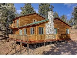Photo of 375 Gerka Lane, Florissant, CO 80816 (MLS # 9562356)