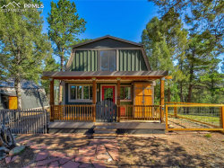 Photo of 119 BANNER Trail, Florissant, CO 80816 (MLS # 9608757)