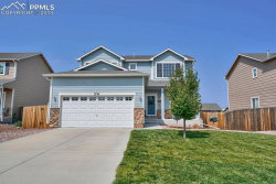 Photo of 3774 Tahoe Forest Lane, Colorado Springs, CO 80925 (MLS # 9637142)