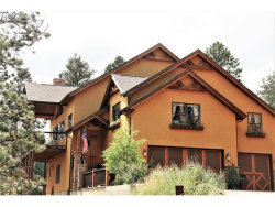Photo of 12810 Rampart Range Road, Woodland Park, CO 80863 (MLS # 9652730)