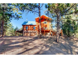 Photo of 3779 Trout Creek Road, Woodland Park, CO 80863 (MLS # 9663390)