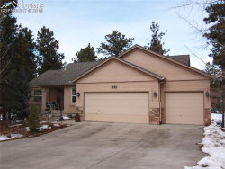 Photo of 1420 Evergreen Heights, Woodland Park, CO 80863 (MLS # 9677731)