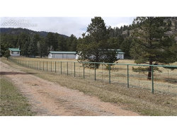 Photo of 8463 County 92 Road, Lake George, CO 80827 (MLS # 9677908)