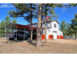 Photo of 295 Surrey Lane, Florissant, CO 80816 (MLS # 9706705)