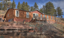 Photo of 1231 County 782 Road, Woodland Park, CO 80863 (MLS # 9707203)