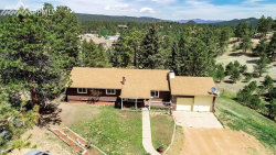 Photo of 989 Markus Road, Woodland Park, CO 80863 (MLS # 9714634)