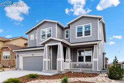 Photo of 5883 Thurber Drive, Colorado Springs, CO 80924 (MLS # 9717121)