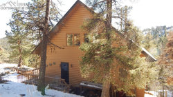 Photo of 6160 Coffee Pot Road, Manitou Springs, CO 80829 (MLS # 9719916)