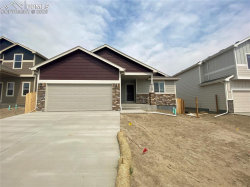 Photo of 6129 Shavers Drive, Colorado Springs, CO 80925 (MLS # 9731420)