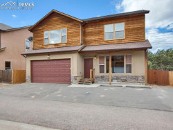 Photo of 709 Valley View Drive, Woodland Park, CO 80863 (MLS # 9770777)