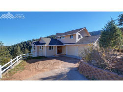 Photo of 544 Canyon Road, Woodland Park, CO 80863 (MLS # 9810563)