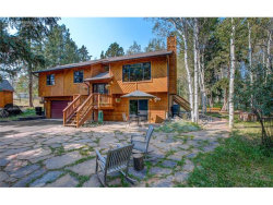 Photo of 200 Bridle Drive, Woodland Park, CO 80863 (MLS # 9826539)