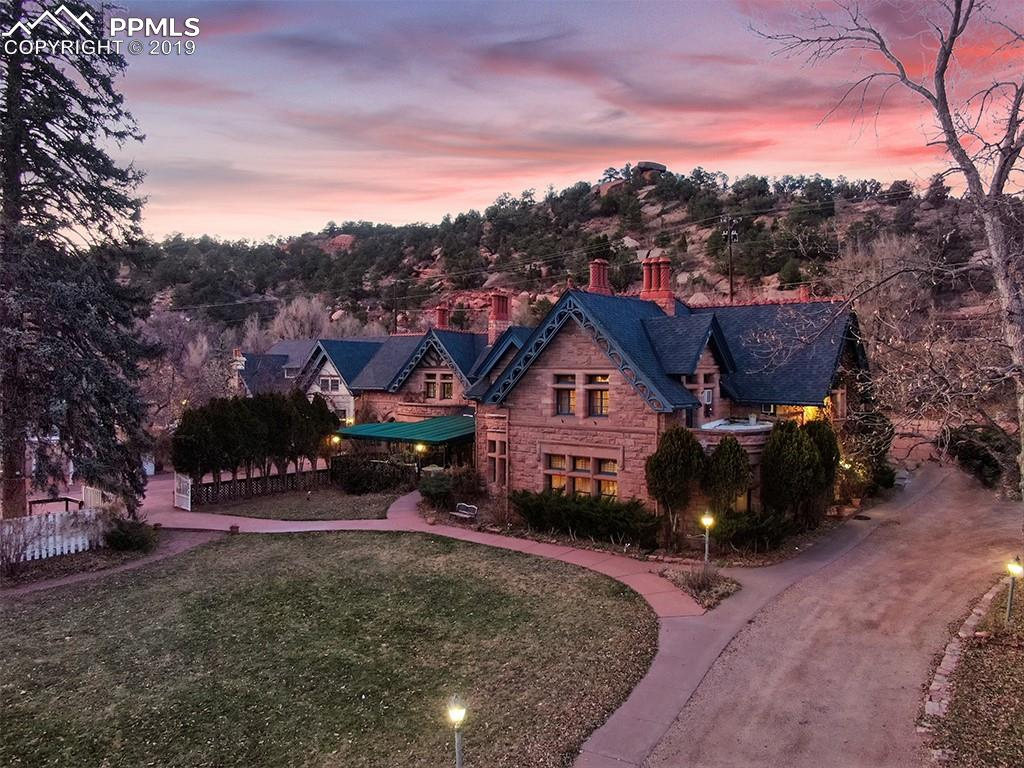 Photo for 404 Manitou Avenue, Manitou Springs, CO 80829 (MLS # 9855135)