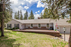Photo of 121 Worley Road, Divide, CO 80814 (MLS # 9881989)