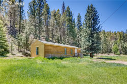 Photo of 4019 County 1 Road, Cripple Creek, CO 80813 (MLS # 9888225)