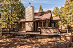 Photo of 358 High View Circle, Woodland Park, CO 80863 (MLS # 9892512)