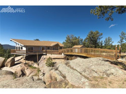 Photo of 232 Monarch Drive, Florissant, CO 80816 (MLS # 9952254)
