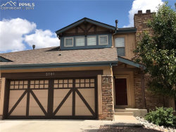Photo of 5781 Canyon Reserve Heights, Colorado Springs, CO 80919 (MLS # 6722287)