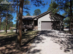 Photo of 512 Spruce Street, Woodland Park, CO 80863 (MLS # 7646047)