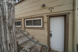 Photo of 824 Midland Avenue, D, Manitou Springs, CO 80829 (MLS # 8447559)