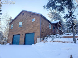 Photo of 186 Grizzly Peak Road, Florissant, CO 80816 (MLS # 9200438)