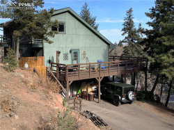Photo of 814 Crystal Park Road, Manitou Springs, CO 80829 (MLS # 9967063)