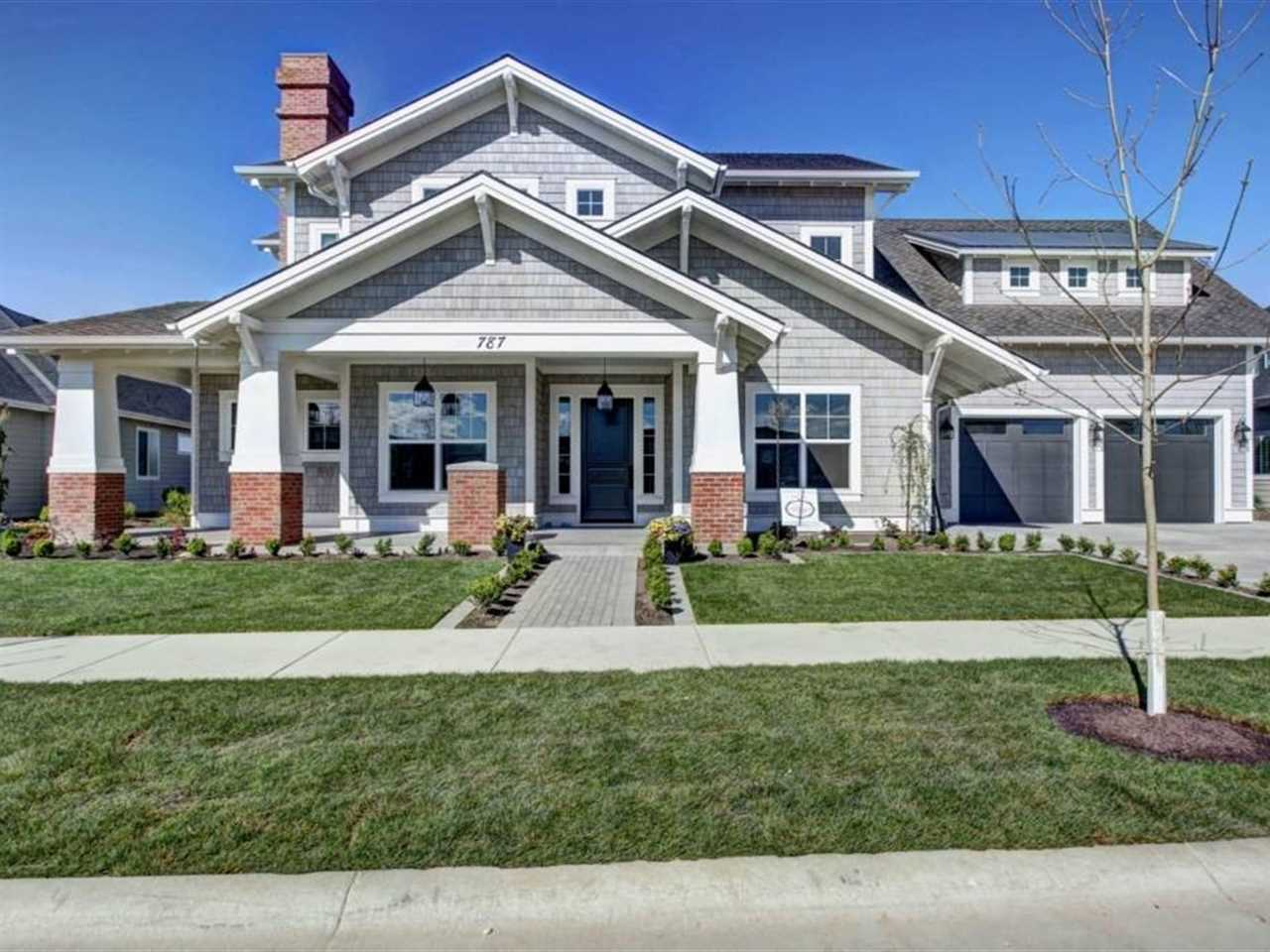 Photo for 609 S Brentbrook Lane, Eagle, ID 83616 (MLS # 98633706)