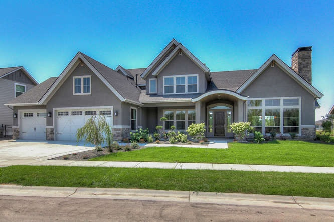 Photo for 1001 W. Back Forty Drive, Eagle, ID 83616 (MLS # 98647664)