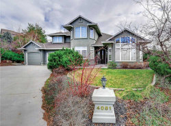 Photo of 4081 W Quail Ridge Dr, Boise, ID 83703 (MLS # 98682878)