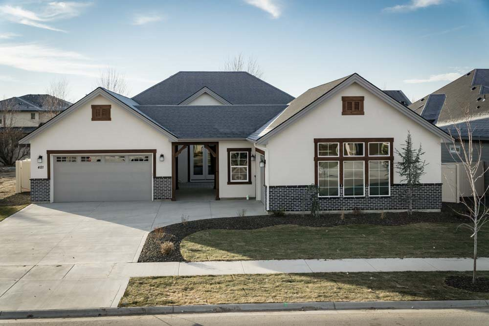 Photo for 4121 W Prickly Pear Dr, Eagle, ID 83616 (MLS # 98708987)