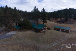 Photo of 1810 Pine Lakes Ranch, Cascade, ID 83611 (MLS # 98711275)