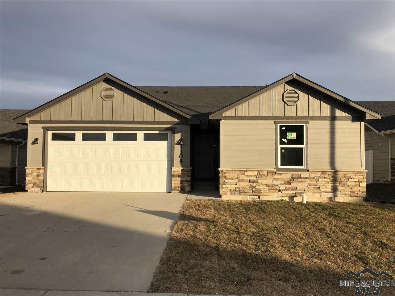 Photo for 1108 E Sailer Shores, Kuna, ID 83634 (MLS # 98715844)
