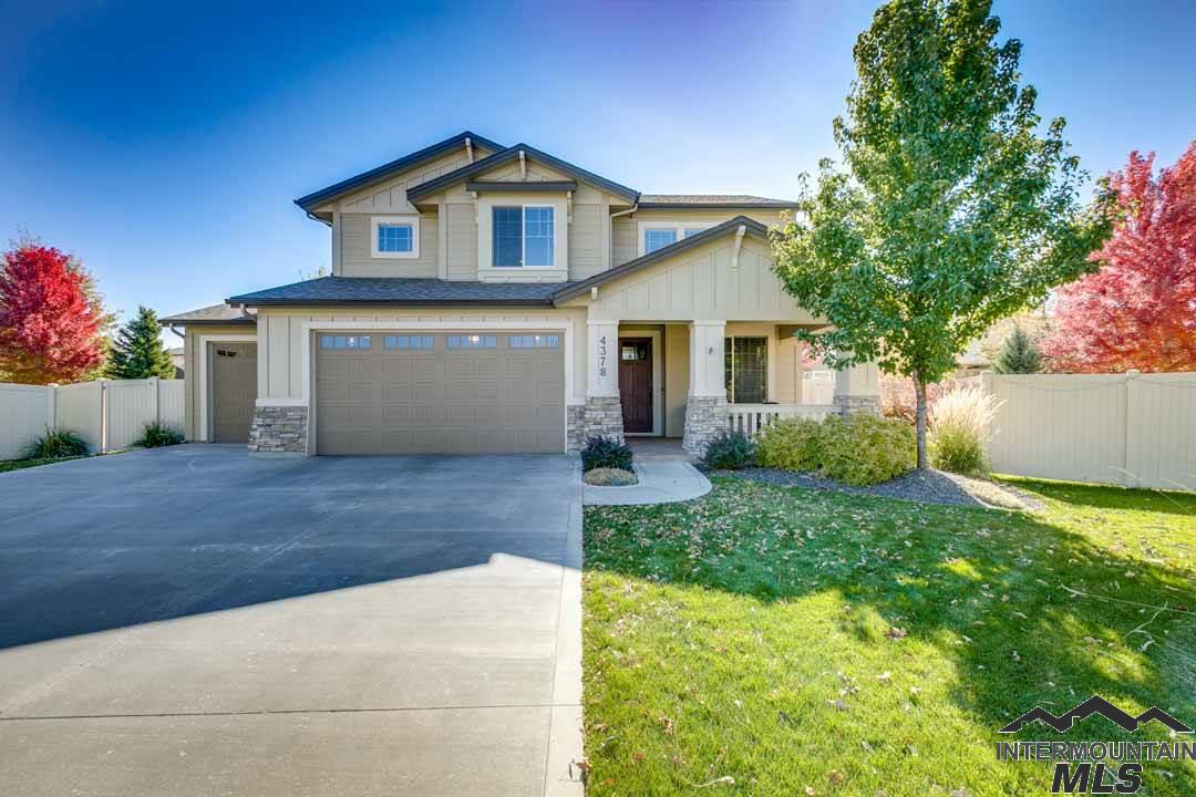 Photo for 4378 S Genoard Place, Meridian, ID 83642 (MLS # 98716320)