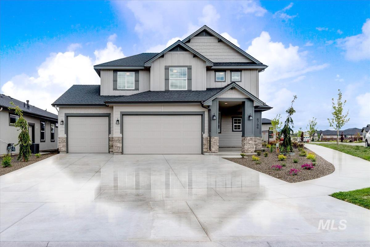Photo for 6786 N Exeter Ave, Meridian, ID 83646 (MLS # 98716377)