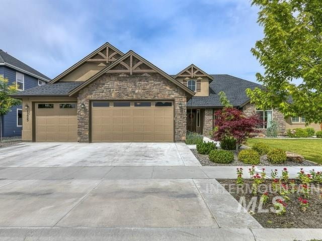 Photo for 1225 N Arena Avenue, Eagle, ID 83616 (MLS # 98737145)